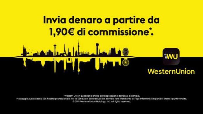 commissioni western union