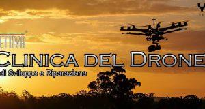 la clinica del Drone