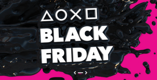 playstation black friday