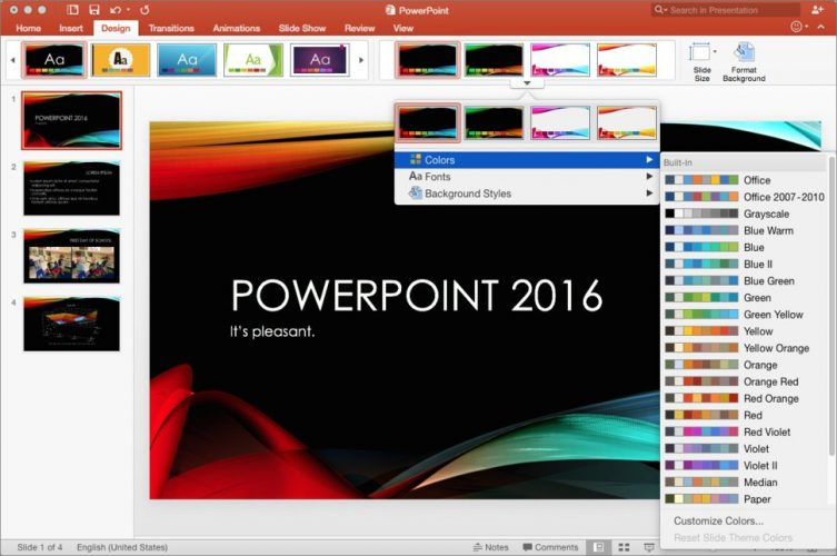 Documento powerpoint