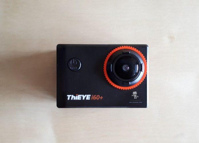 recensione thieye 4k i60+ lato davanti