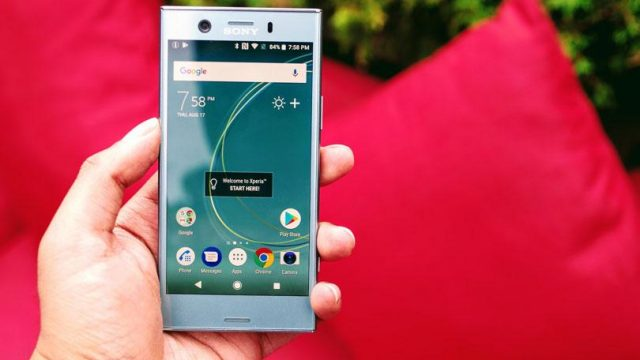 sony xperia XZ1 black friday 2018