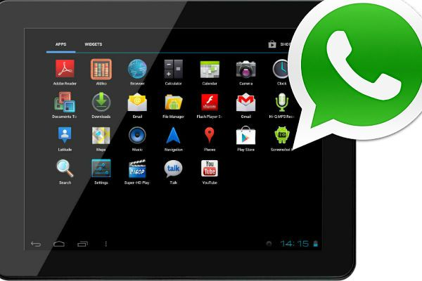 WhatsApp Tablet Android   Come installare e usare ...
