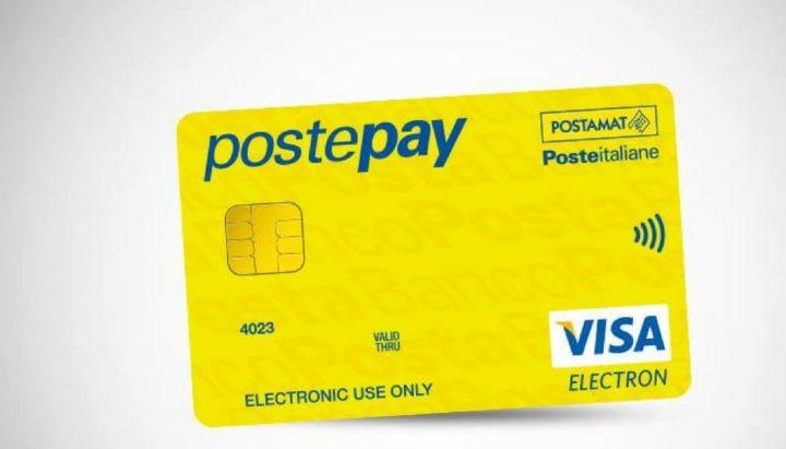 Come completare registrazione PostePay