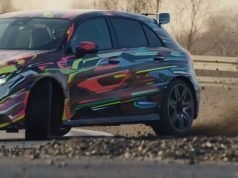 Mercedes Classe A 45 AMG 2019-Video Teaser