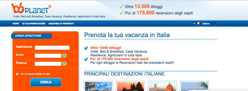 Migliori siti per pubblicizzare casa vacanze | Elenco Completo | InfoDrones.It
