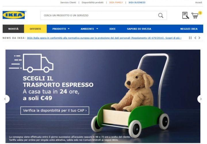 Come Acquistare Online Ikea Guida Pratica Infodronesit