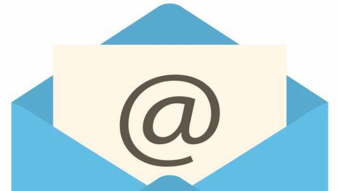 come finire una mail