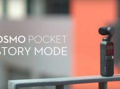 come usare osmo pocket story mode-video