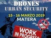 drones urban security 2019