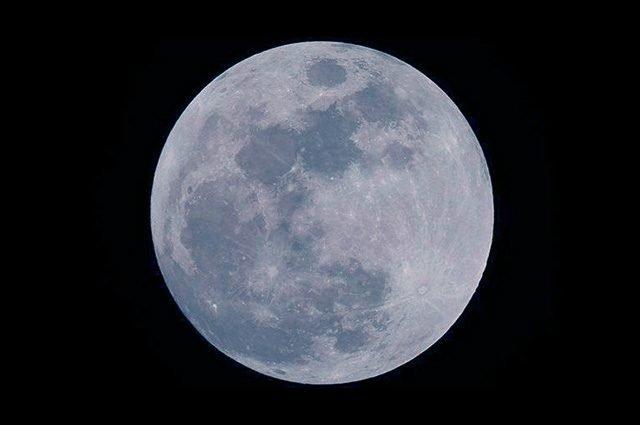 luna fredda-luna piena fredda