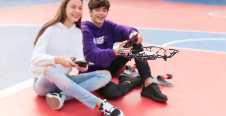 migliori droni per bambini-guida
