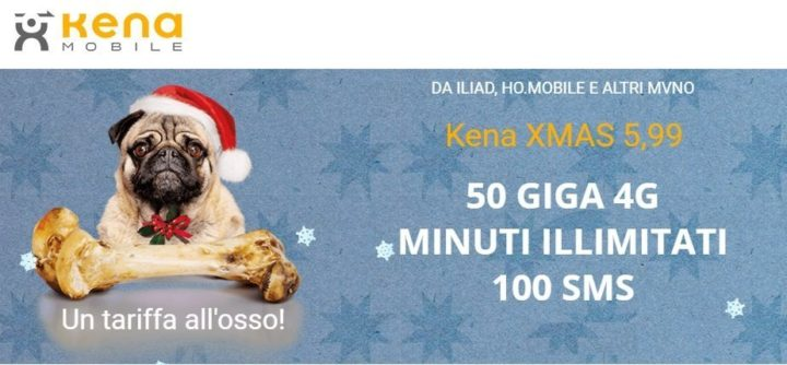 promozione kena mobile vs iliad