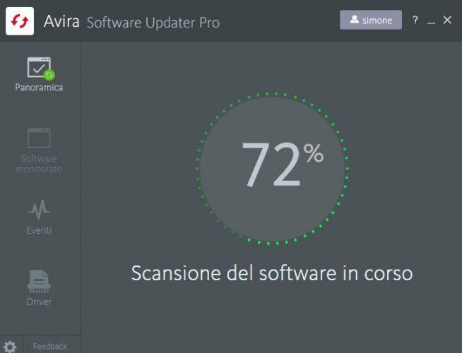 recensione AVIRA antivirus suite aggiornamento 5