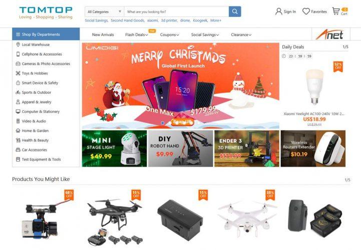 cab43a09d14d Shopping Online Siti Cinesi. Elenco e Consigli
