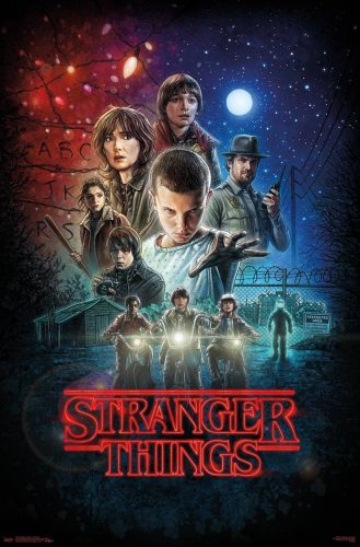 Stranger Things Migliori Serie TV 2016