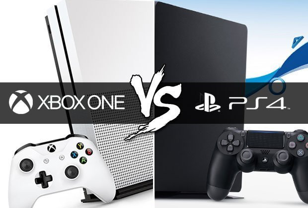 xbox one vs ps4