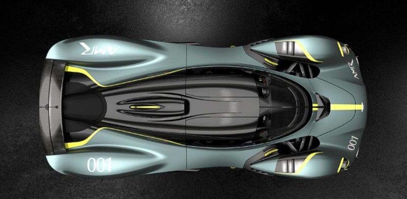 Aston Martin Valkyrie AMR Track Performance