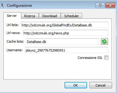 Come scaricare Xdcc Downloader-tab server