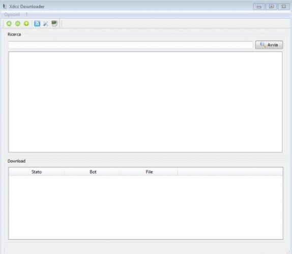 Come usare Xdcc Downloader-interfaccia