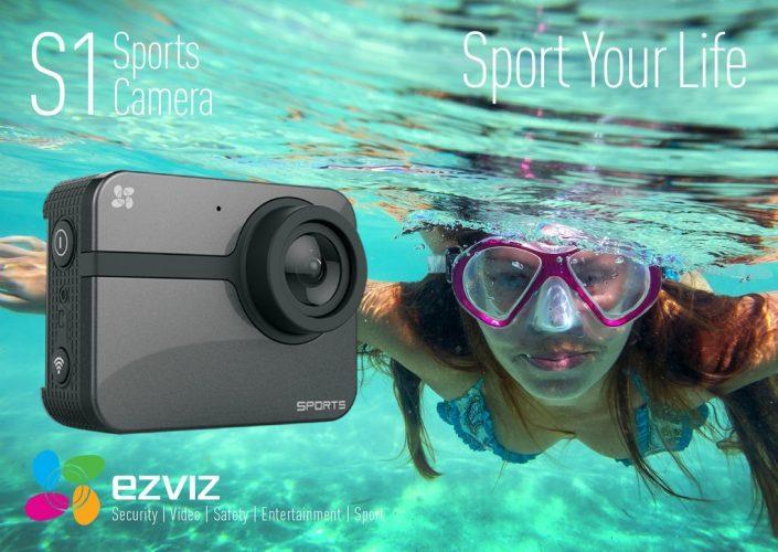 Ezviz S1 Sport caratteristiche
