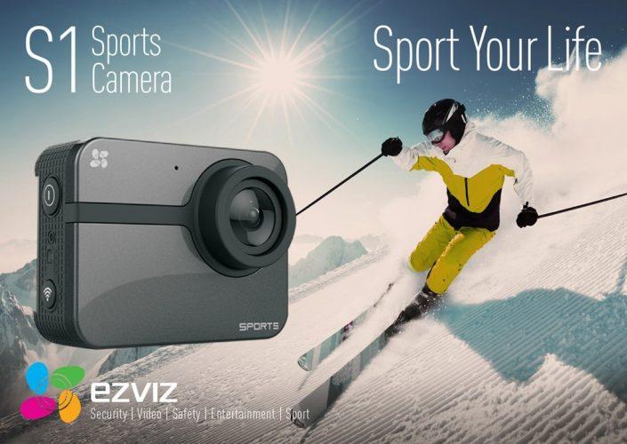 Ezviz S1 Sport funzioni