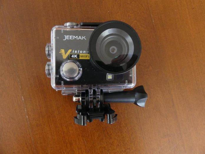 JEEMAK Action Cam offerta Amazon