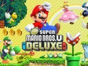 New Super Mario Bros U Deluxe trailer Switch