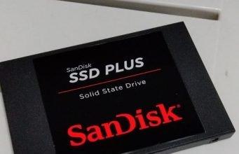 Recensione SanDisk Plus SSD Unità a Stato Solido-4