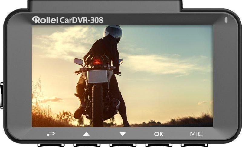 Rollei CarDVR-308 caratteristiche