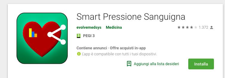 Blood Pressure – Smart Pressione Sanguigna