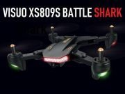 Visuo xs809s battle shark drone