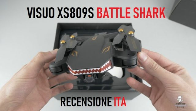 Visuo xs809s battle shark recensione (10)