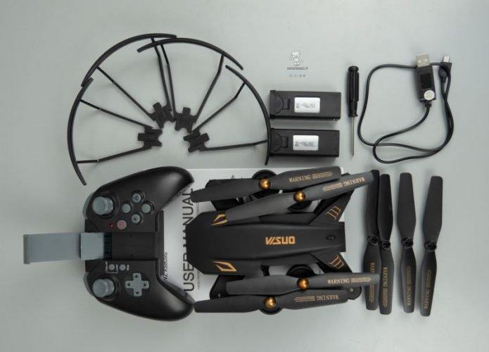 Visuo xs809s battle shark recensione-3