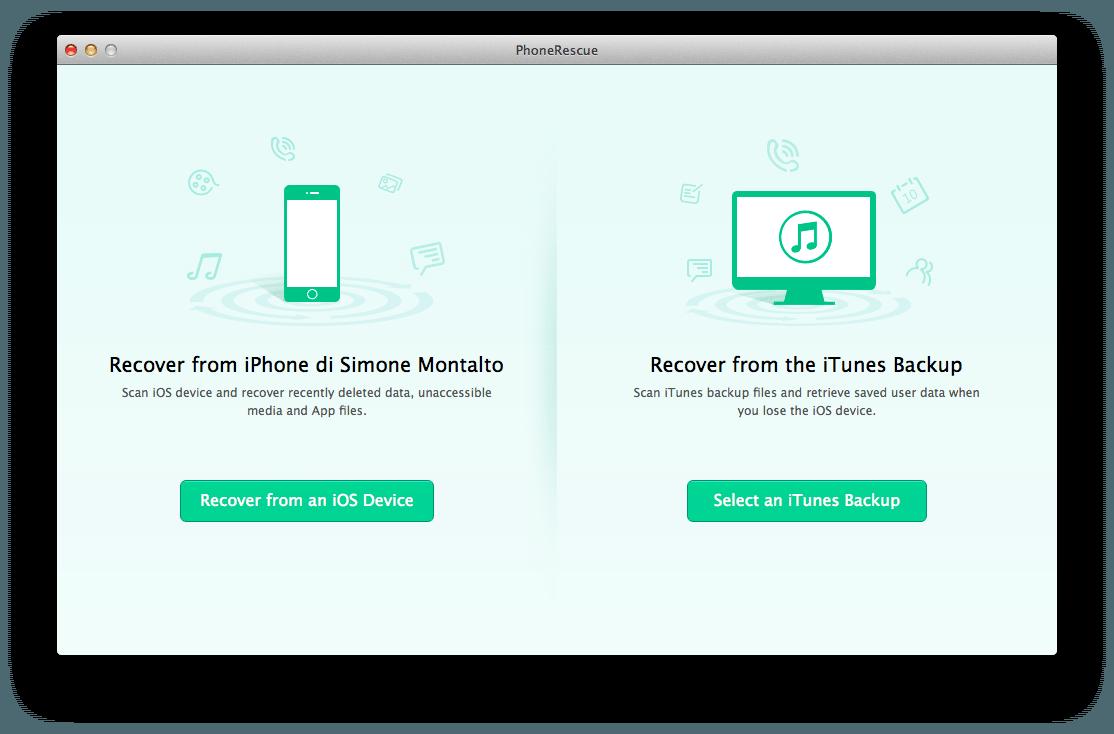 Impossibile completare Backup iCloud