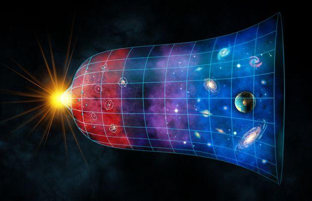 big bang-anti materia-anti universo
