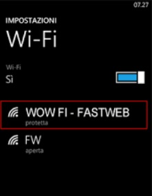 come cambiare password wi-fi fastweb-2