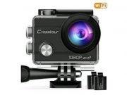 crosstour action cam offerta amazon