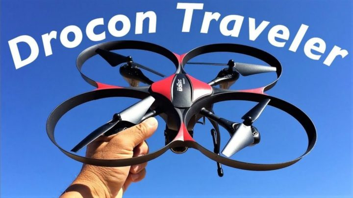 drocon traveler offerta amazon