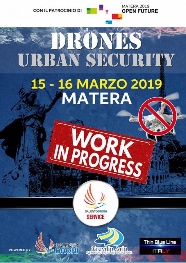 drones urban security