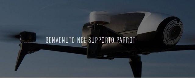 parrot numero assistenza-come contattare parrot