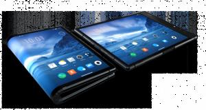 smartphone royole