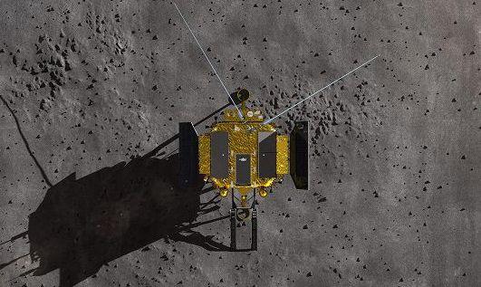 sonda Chang'e-4 sulla Faccia Nascosta della Luna-3