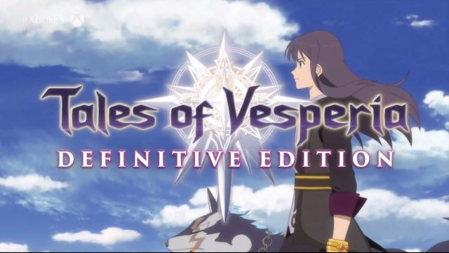 tales of vesperia definitive collection trailer