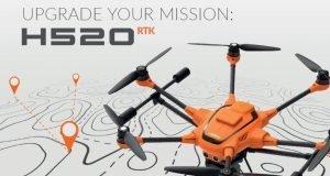 yuneec h520 rtk ces 2019-caratteristiche