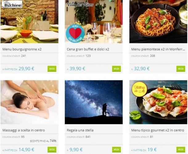 Come funziona Groupalia italia coupon