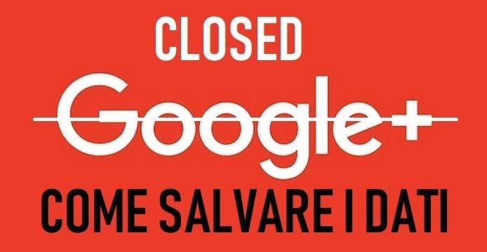 Come salvare contenuti google+