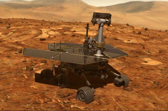 Nasa Rover Opportunity Diretta Streaming