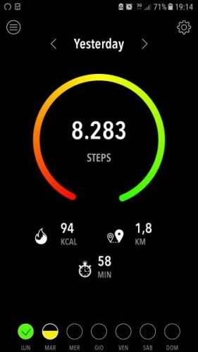 Recensione Activity Tracker-10