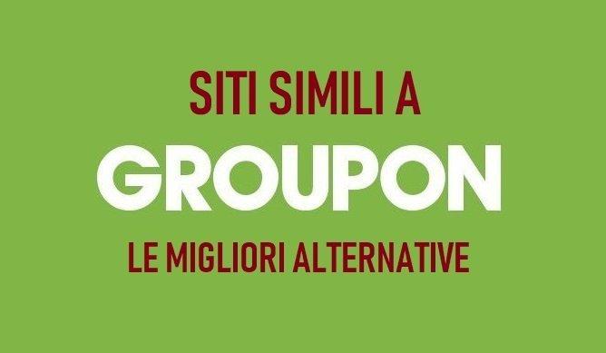 Siti simili a Groupon